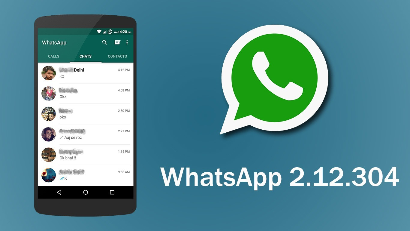 Download Whatsapp 2 12 304 Apk With Google Drive Backup
