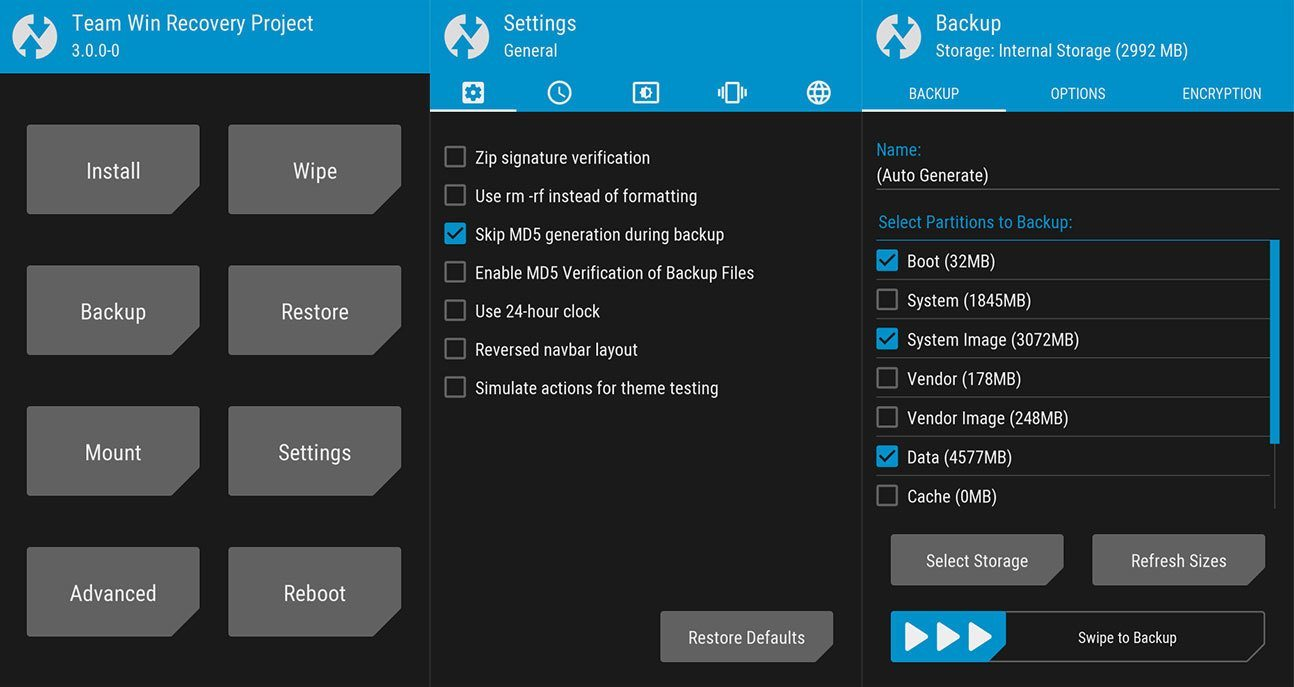 download twrp for android