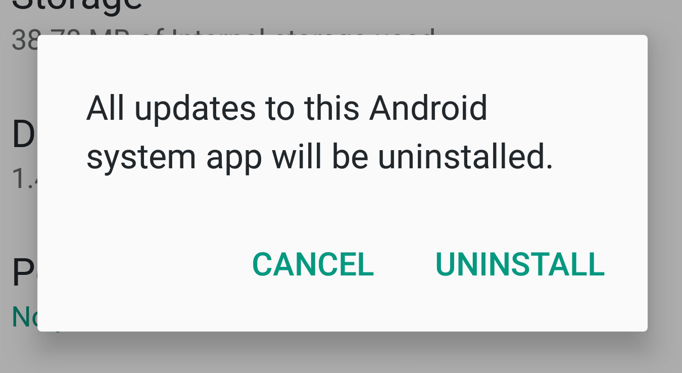 how to find android version on locked phone