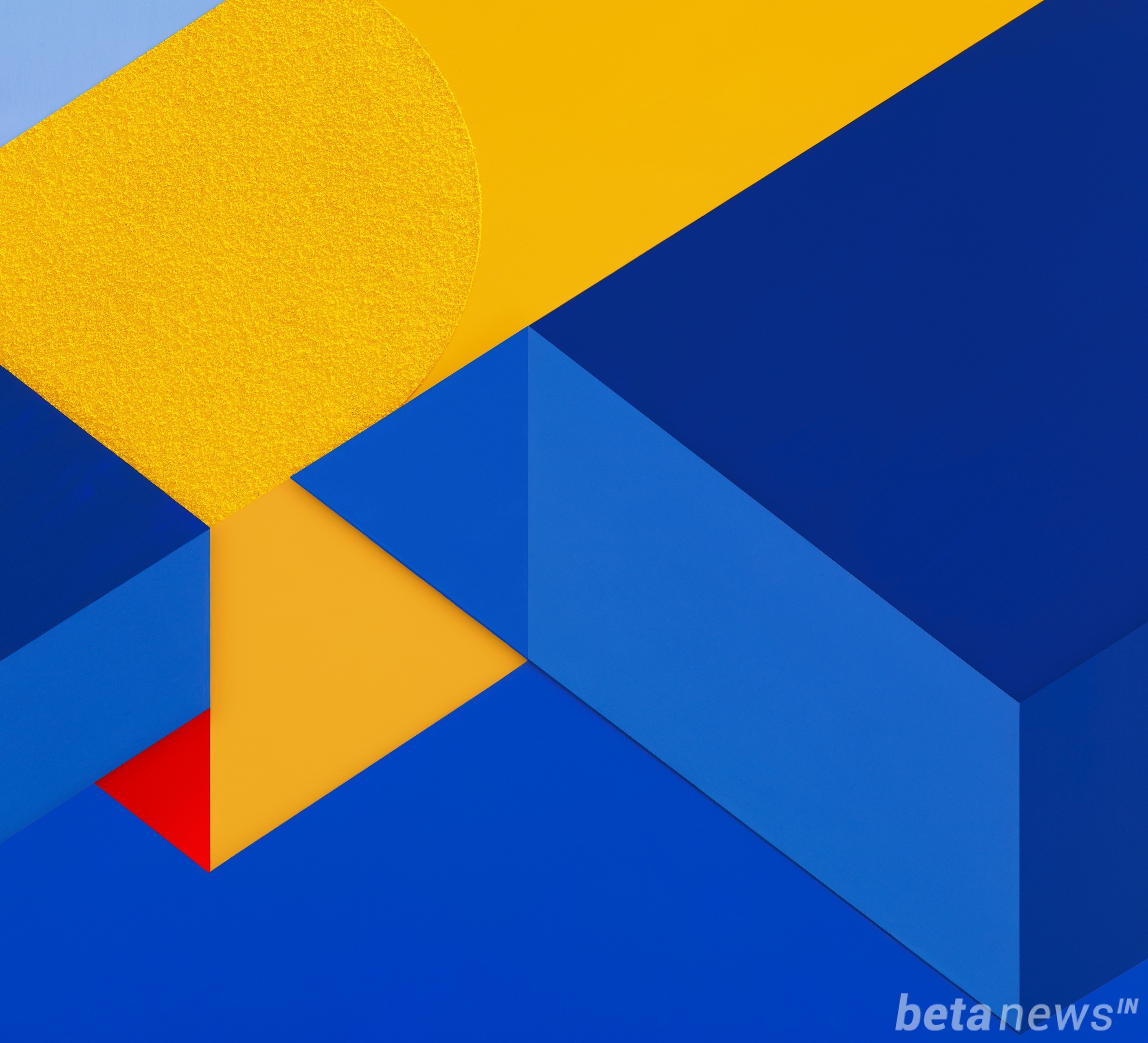 Android 6.0 Marshmallow Stock Wallpapers (betanews.in) 2819x2560
