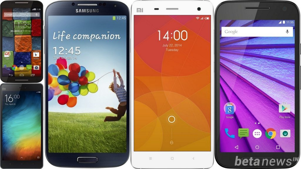 you latest android phones under 20000 in india subscription and in-app