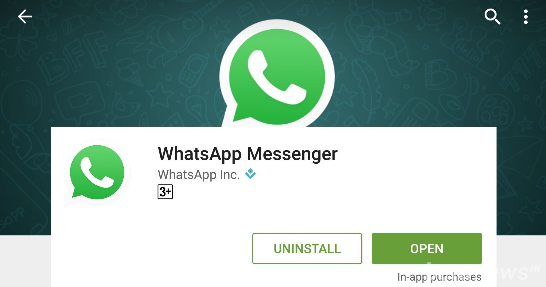 how to download whatsapp without app store