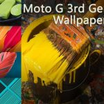 Moto G 3rd Gen 2015 Stock Wallpapers Download HD