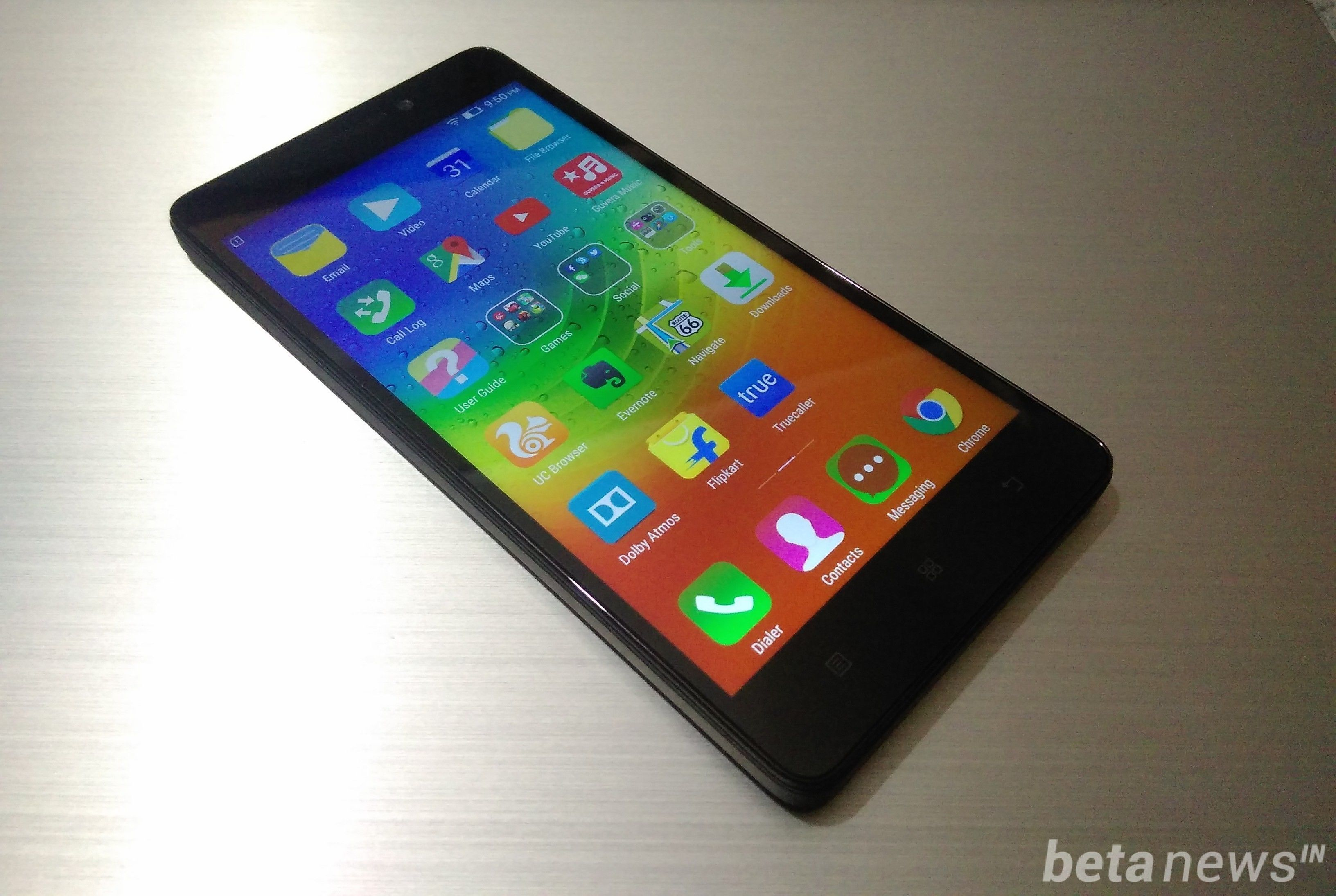 Lenovo K3 Note Apps