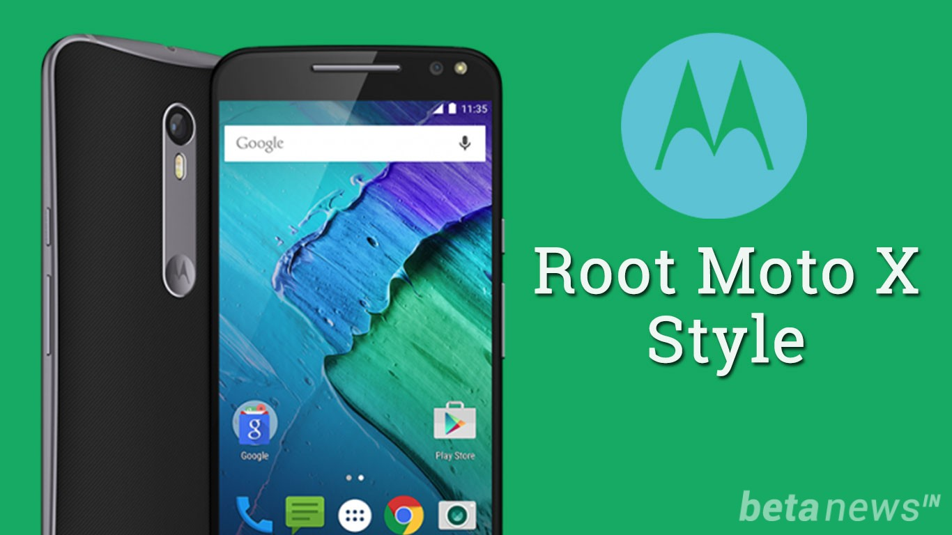 Install TWRP In Moto X Style