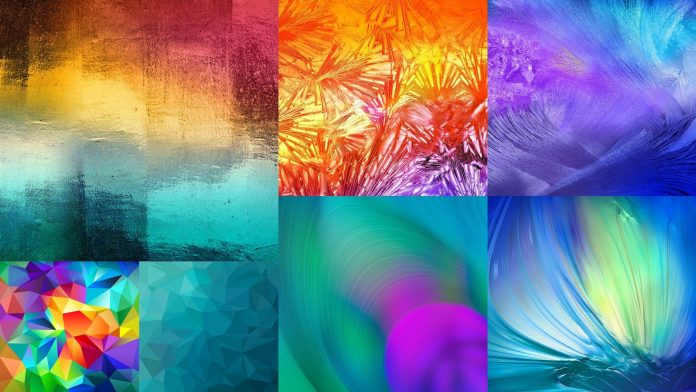 Samsung Galaxy J2 And Galaxy J3 Stock Wallpapers Download
