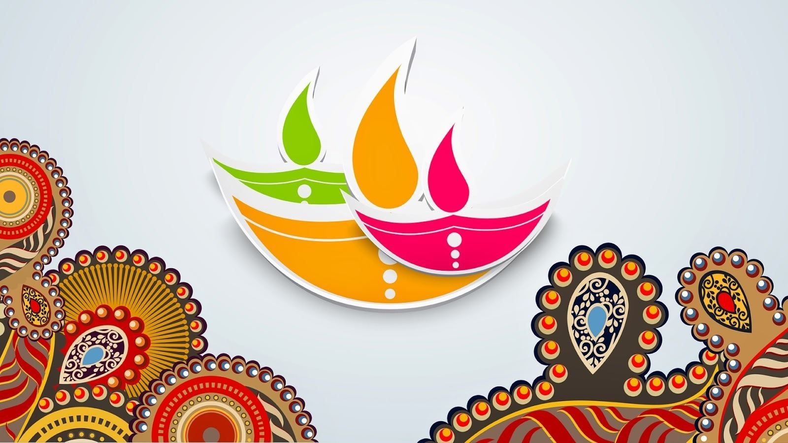 Happy Diwali And New Year Wallpapers: Happy Diwali Images 2017
