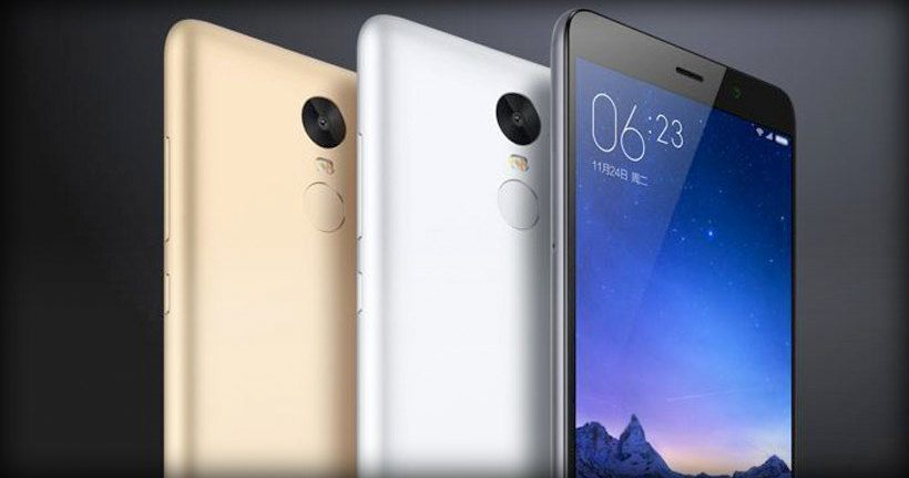 Xiaomi Redmi Note 3 Specifications Price And Features
