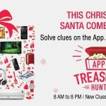 Amazon Treasure Hunt Answers, 22nd – 23rd December (Ended Now)