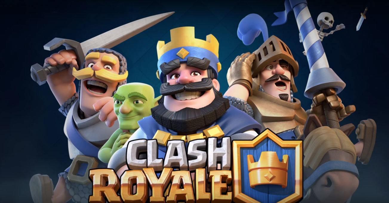 clash royale apk here