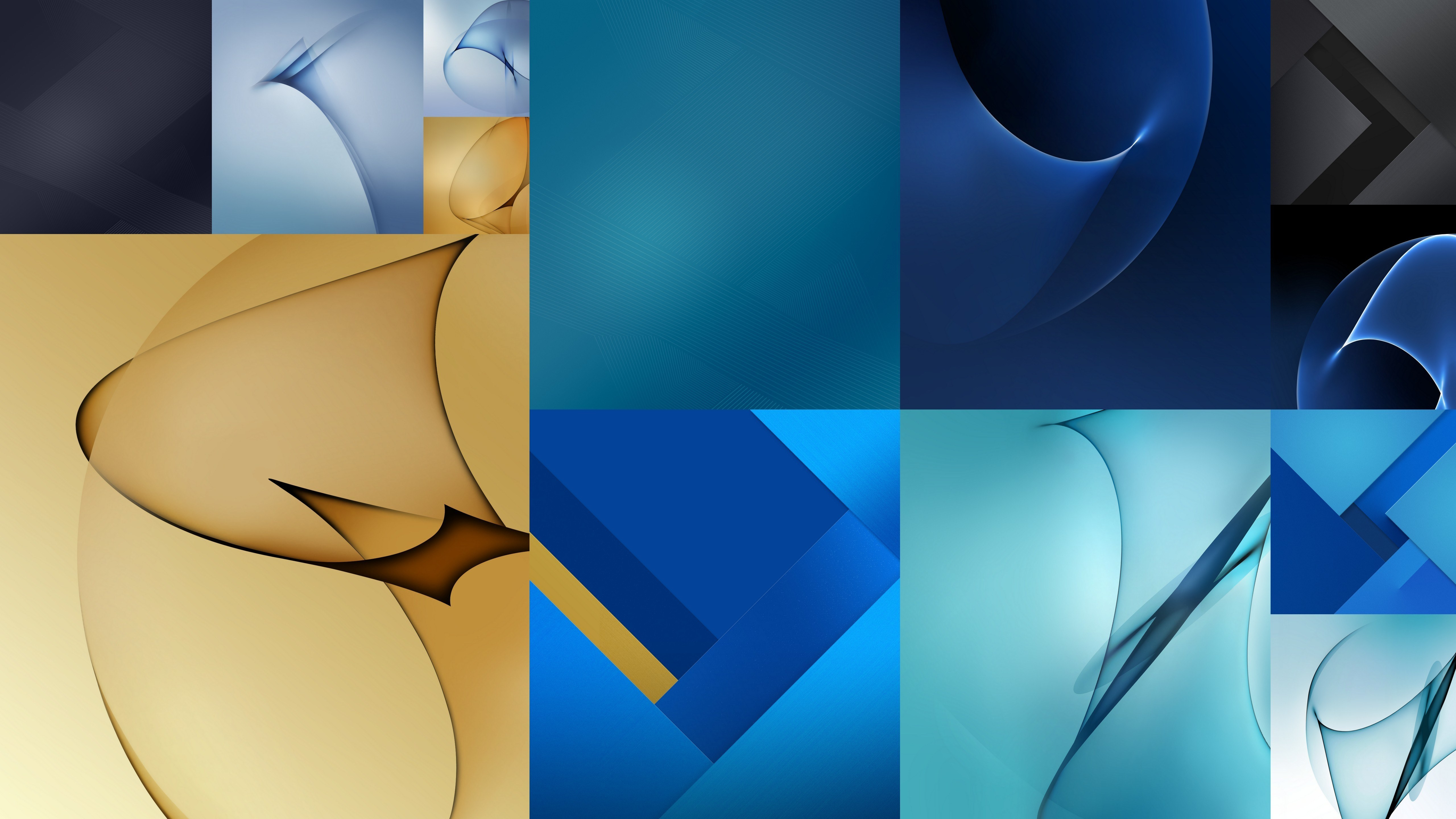 Samsung Galaxy S7 S7 Edge Stock Wallpapers Download: Samsung Galaxy S7 And S7 Edge Stock Wallpapers Download