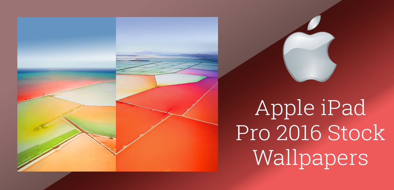 Ipad Pro Stock Abstract Wallpapers: Download Apple IPad Pro 2016 Stock Wallpapers