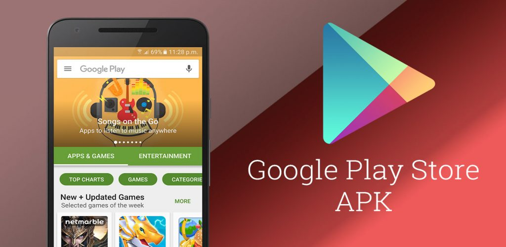 How to download and install google play store app manually?