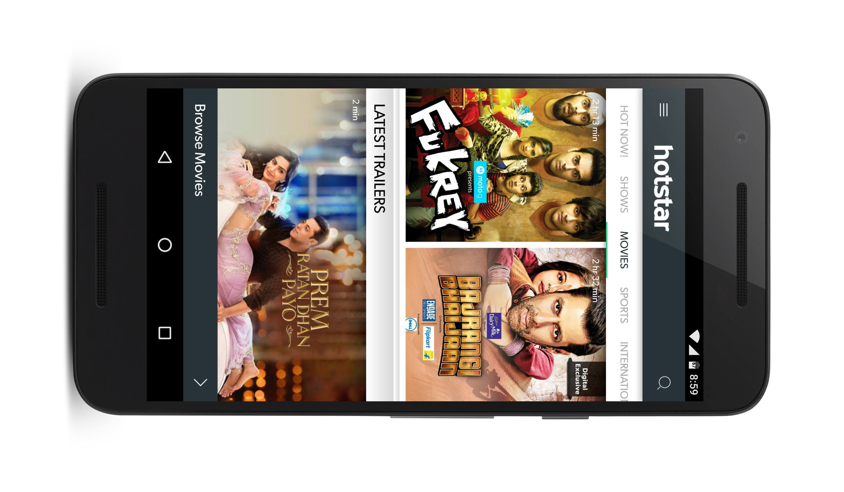hotstar live tv android app download