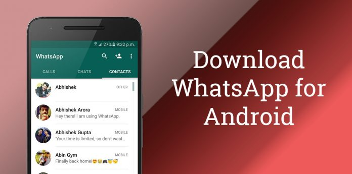 Download WhatsApp 2 19 52 APK | Latest Feb 2019 Update