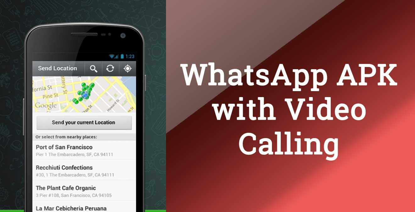 Download WhatsApp APK with Video Calling Feature