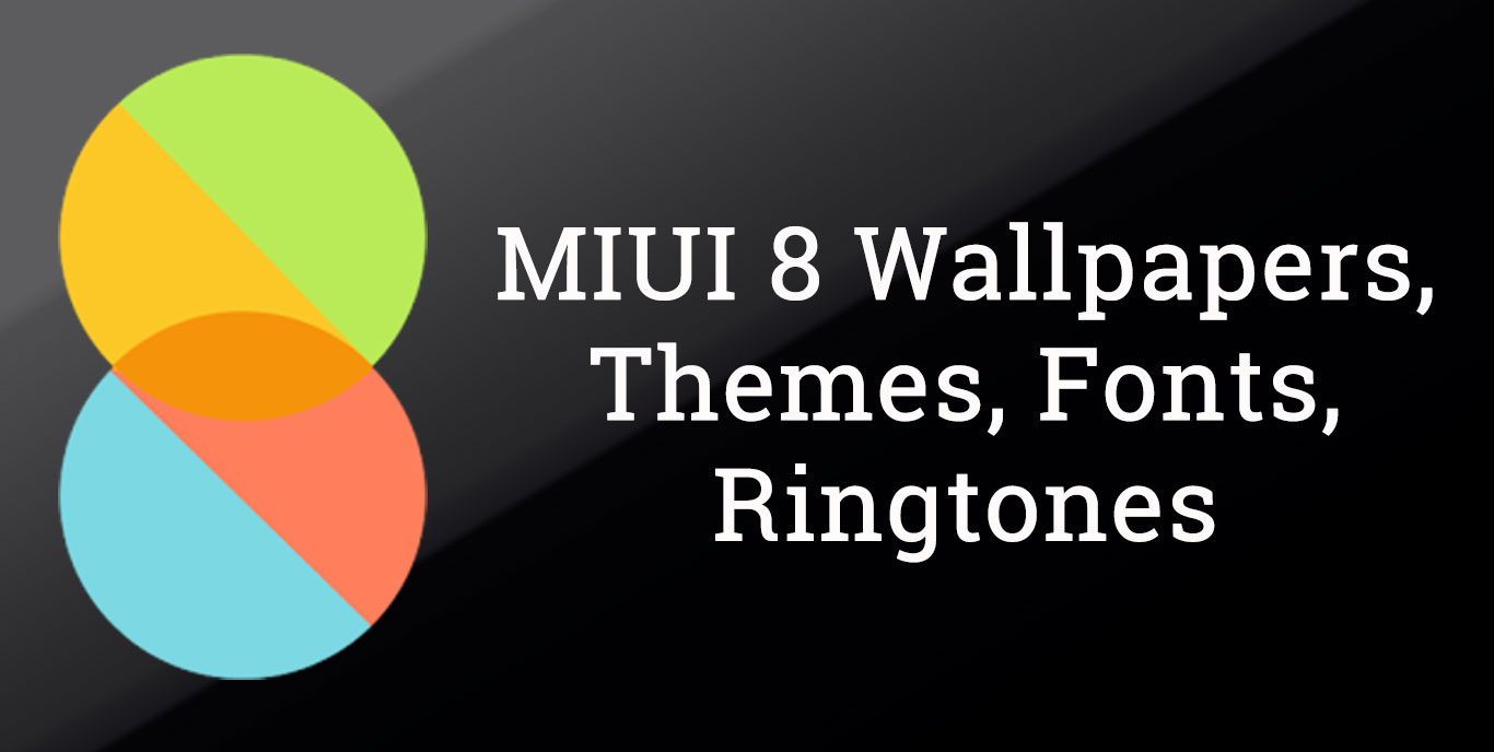 Exclusive Miui 8 Wallpapers Themes Ringtones Fonts And More