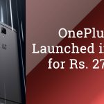 OnePlus 3 Launched in India for Rs. 27,999 via Amazon
