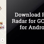 Download Poke Radar 1.1 APK for Pokemon Go Android | Latest Version