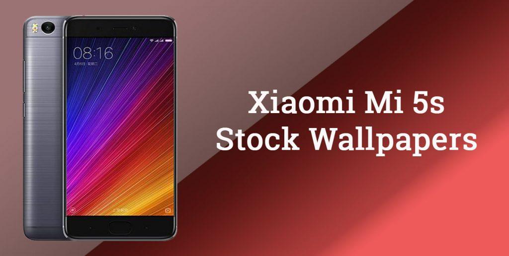 Mi 5 Full Hd Wallpaper: Download Xiaomi Mi 5s Stock Wallpapers In Full HD