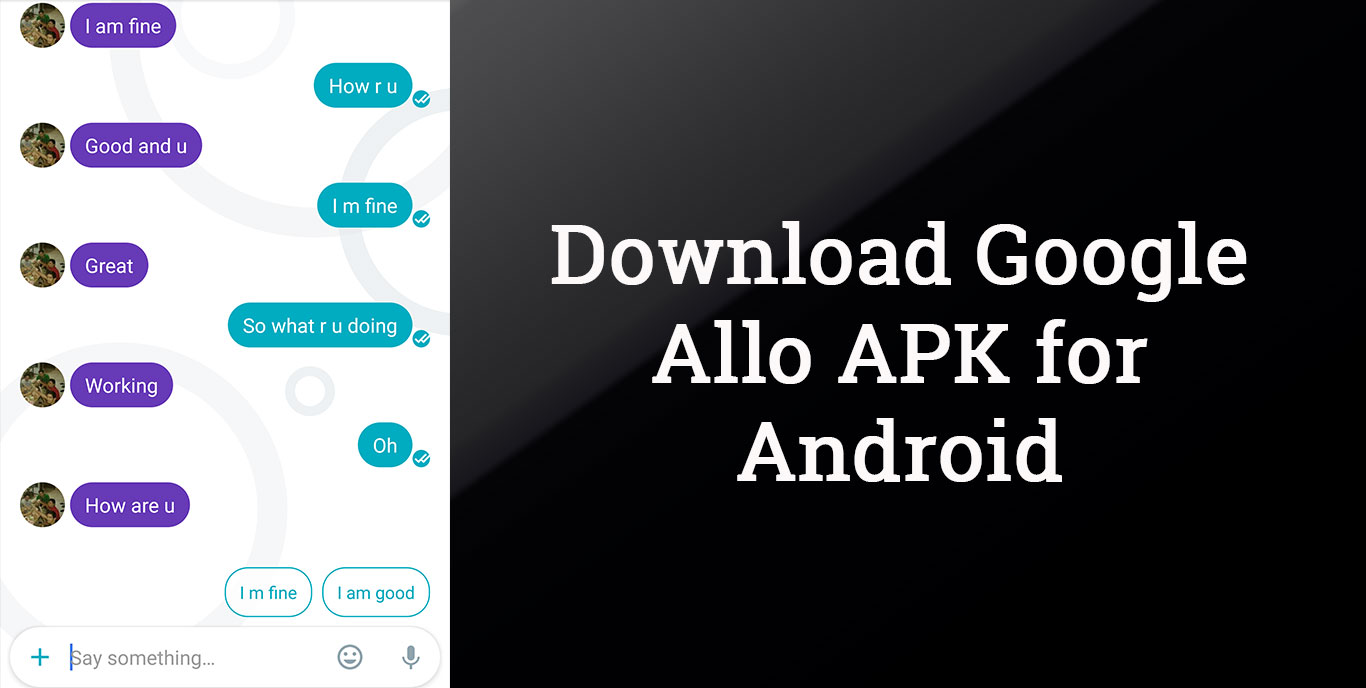 Download Google Allo 13.0 APK for Android