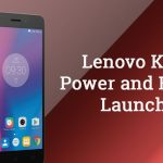 Lenovo K6 Series Launched in IFA 2016 | Specs and Features