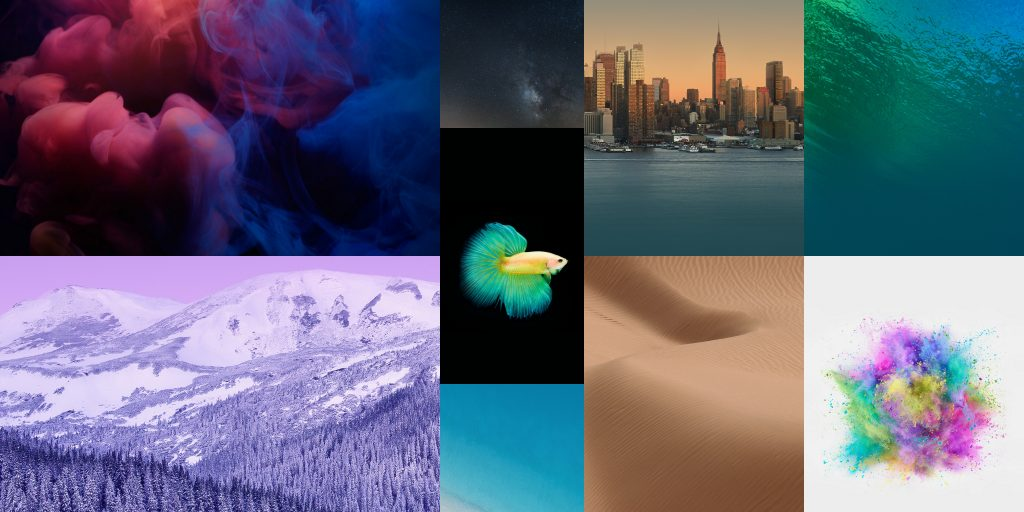 Download Vivo X9 Stock Wallpapers In Full HD