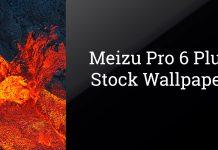 Meizu pro 6 plus stock wallpaper