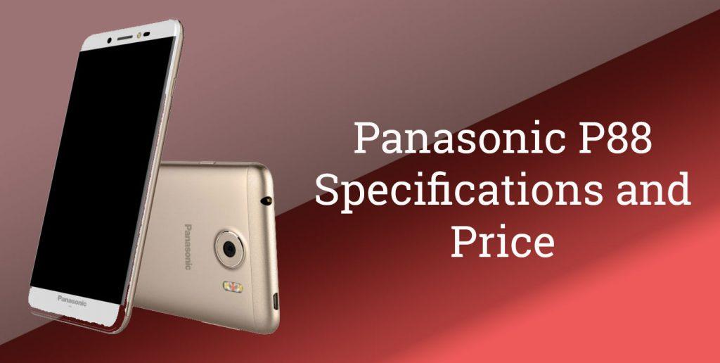 Panasonic p88
